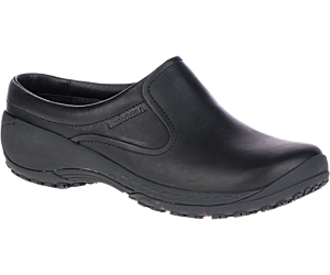 Encore Slide Q2 PRO Work Shoe, Black, dynamic