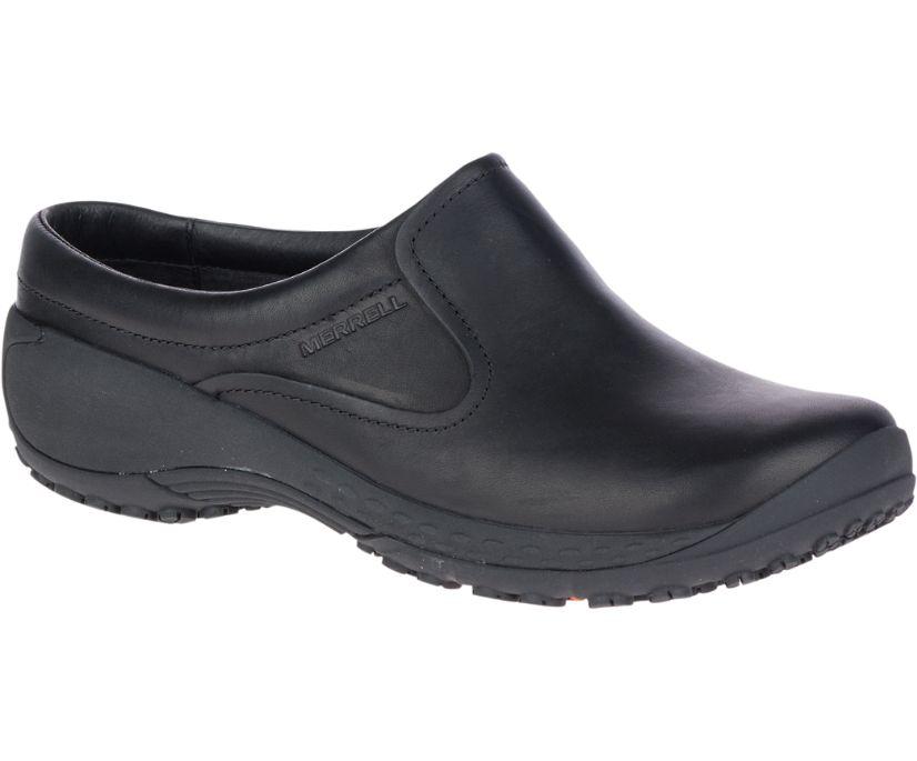 Encore Slide Q2 PRO Work Shoe, Black, dynamic
