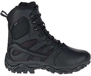 "Moab 2 8"" Tactical Response Waterproof Boot, Black, dynamic"
