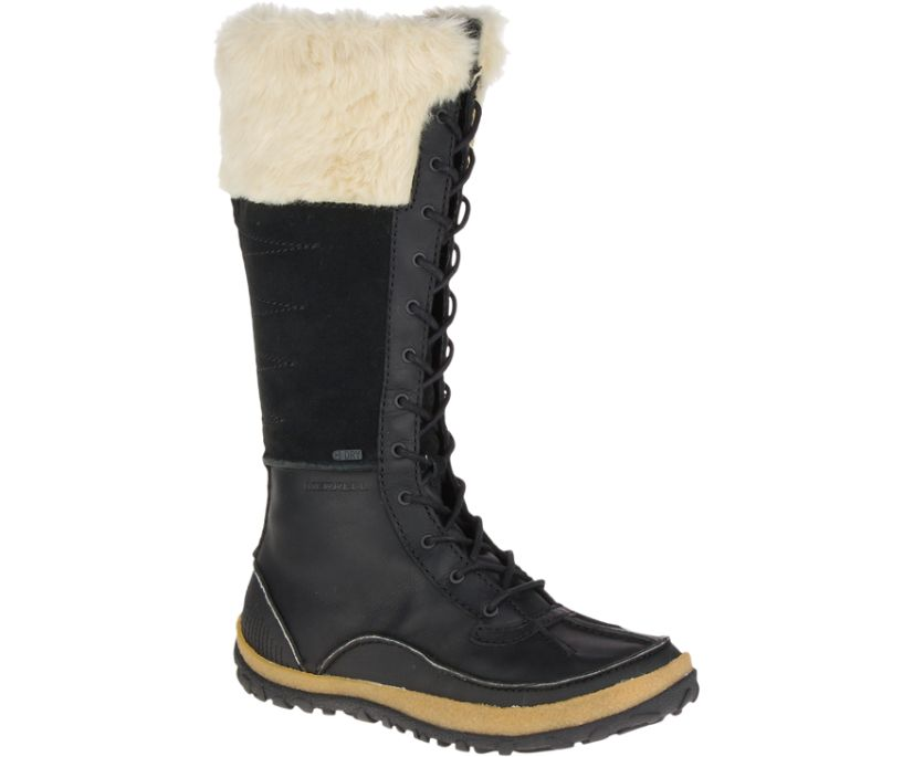 Tremblant Tall Polar Waterproof, Black, dynamic