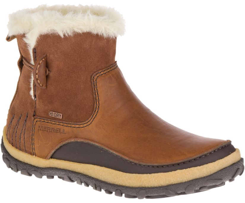 Tremblant Pull On Polar Waterproof, Merrell Oak, dynamic