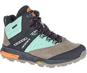 Zion Mid Waterproof X Unlikely Hikers, Wave, dynamic