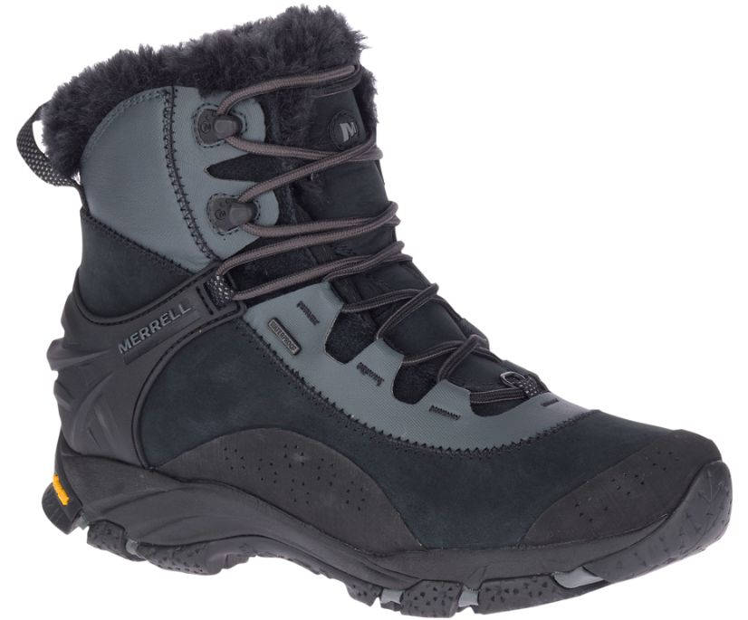 Thermo Arc II 8 Waterproof, Black, dynamic