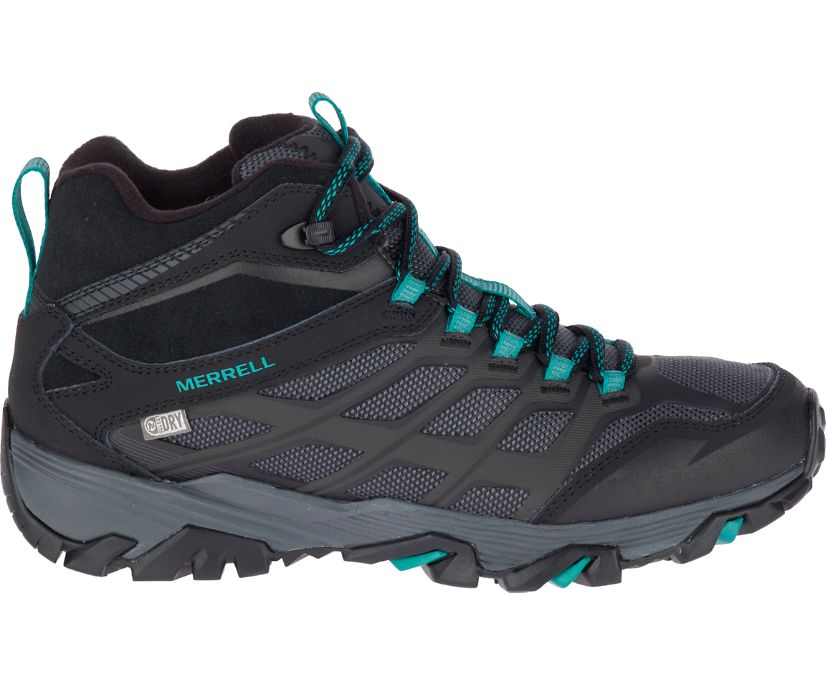 Moab FST Ice+ Thermo, Black/Ice, dynamic