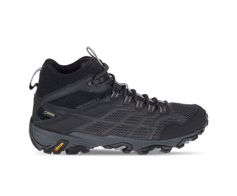 Moab FST 2 Mid GORE-TEX®, Black, dynamic