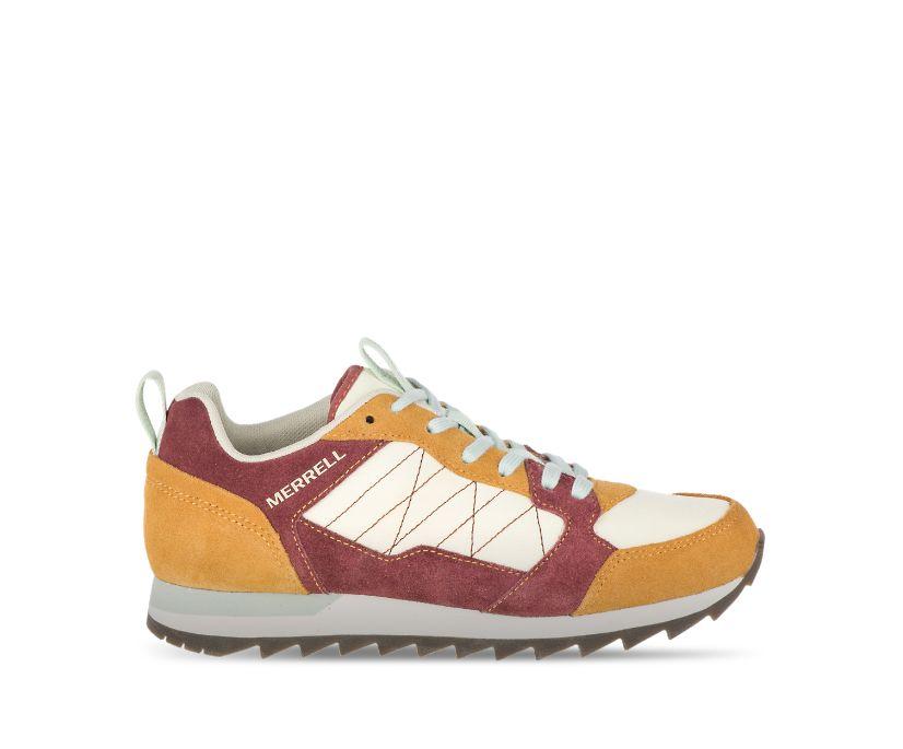 Alpine Sneaker, Gold/Sable, dynamic
