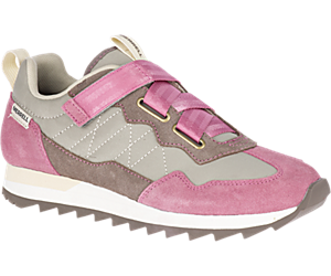 Alpine Sneaker Cross, Erica/Falcon, dynamic