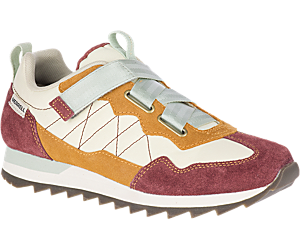 Alpine Sneaker Cross, Gold/Sable, dynamic