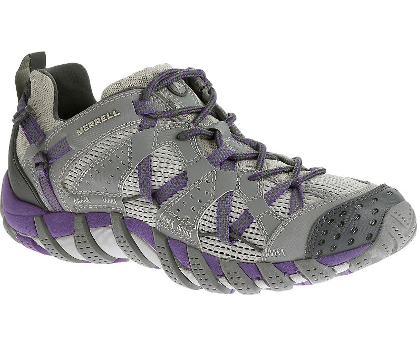 Waterpro Maipo, Grey/Royal Lilac, dynamic