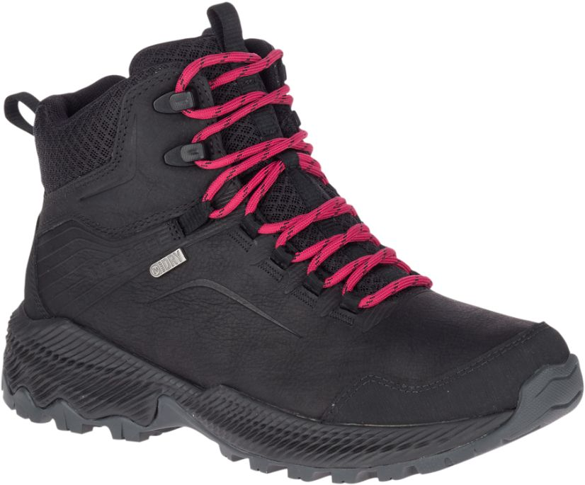 Forestbound Mid Waterproof, Black, dynamic