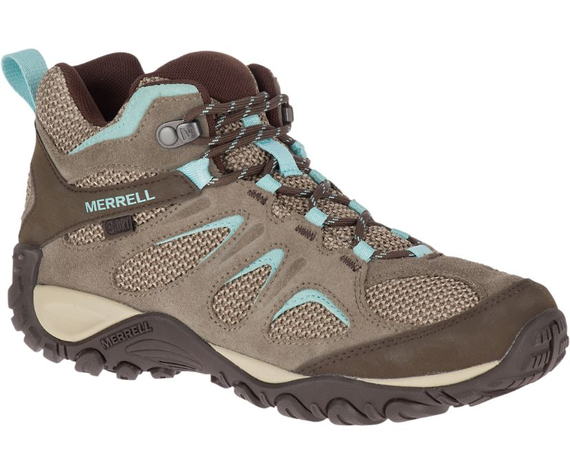Yokota 2 Mid Waterproof, Boulder, dynamic