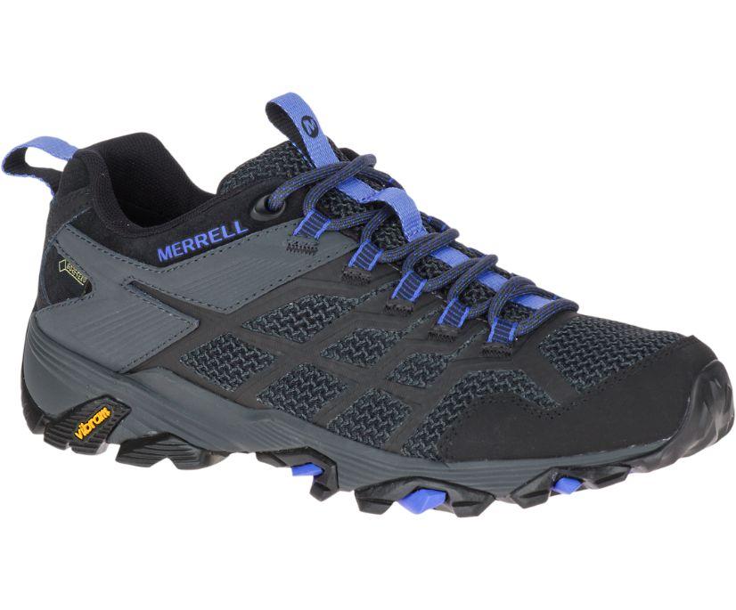 Moab FST 2 GORE-TEX®, Black/Granite, dynamic