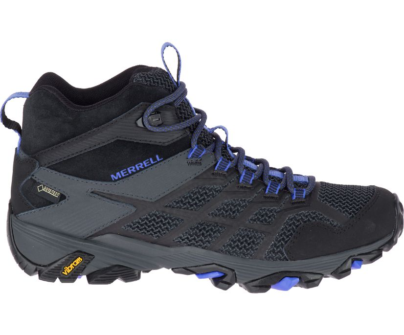 Moab FST 2 Mid GORE-TEX®, Black/Granite, dynamic