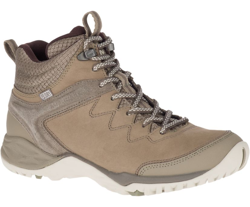 Siren Traveller Q2 Mid Waterproof, Brindle/Earth, dynamic