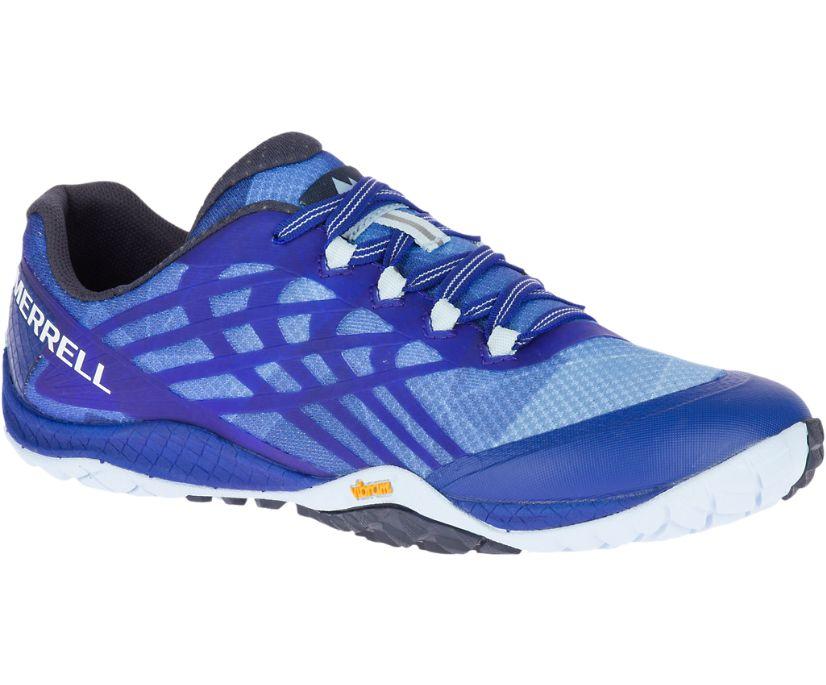 Trail Glove 4, Blue Sport, dynamic