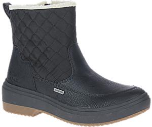 Holly Bluff Waterproof, Black, dynamic