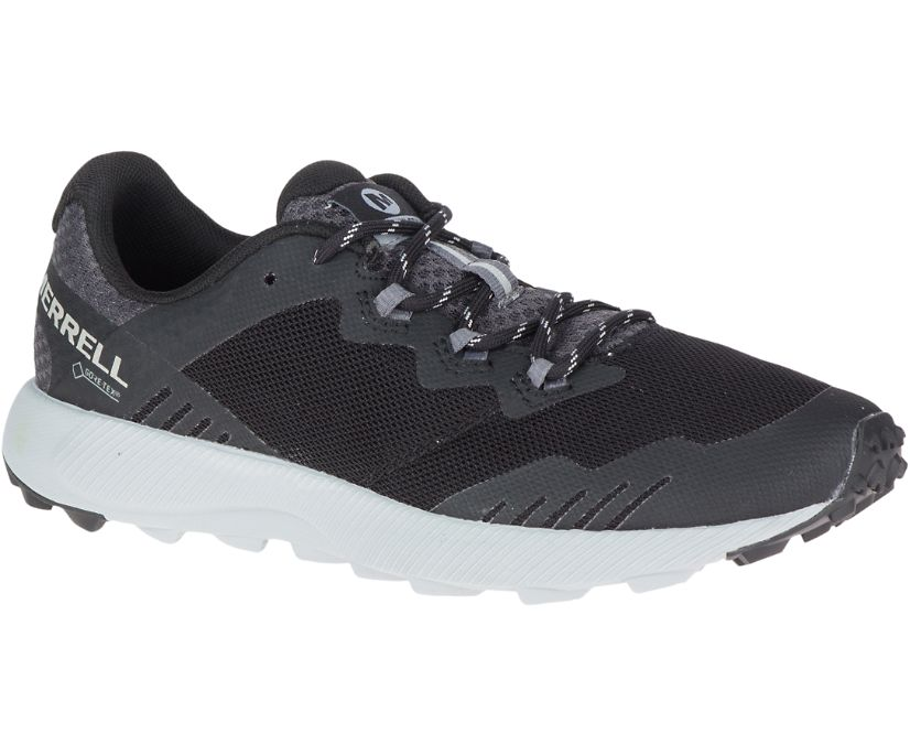 Fluxion GORE-TEX®, Black/Castle, dynamic