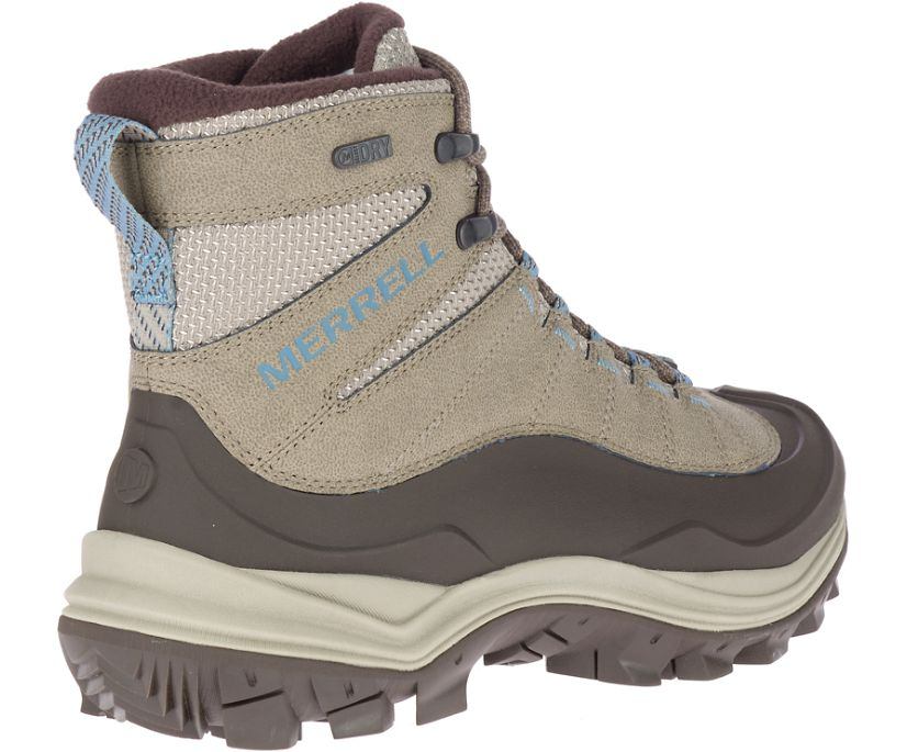 Thermo Chill Mid Shell Waterproof, Brindle, dynamic