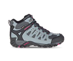 Accentor Sport Mid GORE-TEX®, Granite/Rose Red, dynamic