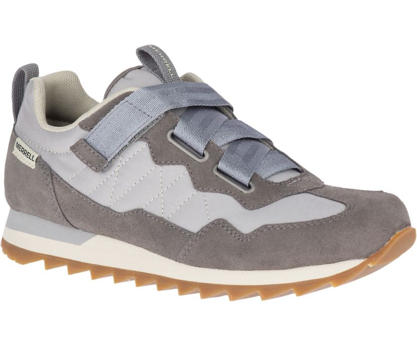 Alpine Sneaker Cross, Charcoal/Paloma, dynamic