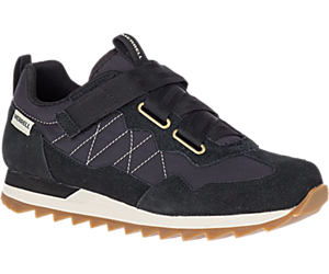 Alpine Sneaker Cross, Black, dynamic