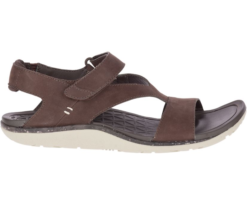 Trailway Backstrap Leather, Bracken, dynamic