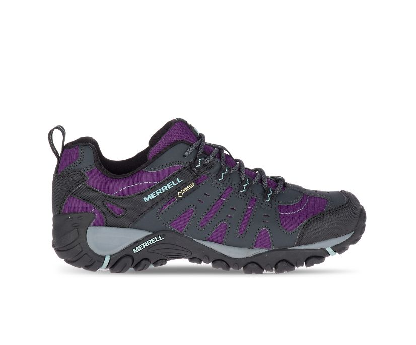 Accentor Sport GORE-TEX®, Grape/Aquifer, dynamic