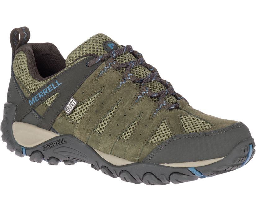 Accentor 2 Ventilator Waterproof, Olive, dynamic