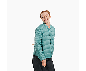 Ridgevent Thermo Swing Jacket, Mineral, dynamic