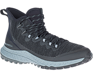Bravada Mid Waterproof, Black, dynamic
