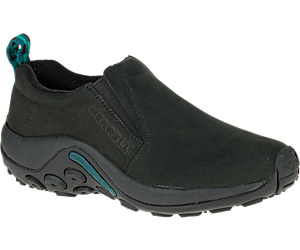 Jungle Moc Nubuck, Black, dynamic