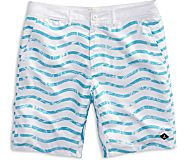 Knock Out Board Short, Optic White, dynamic