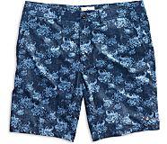 Octopus Print Swim Short, Navy Blazer, dynamic