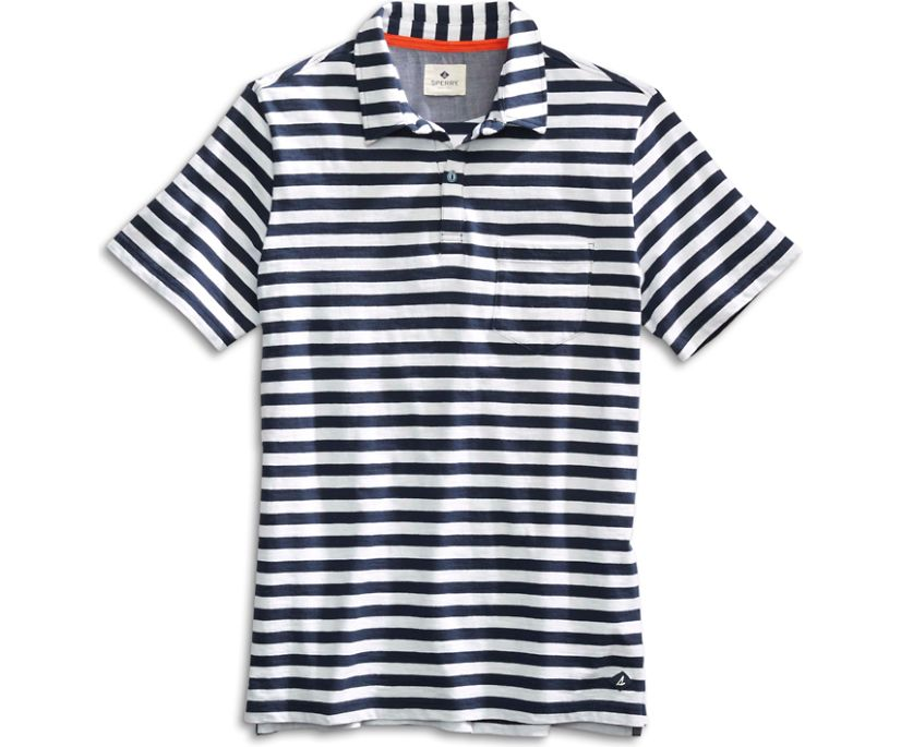 Polo Shirt, Stripe, dynamic