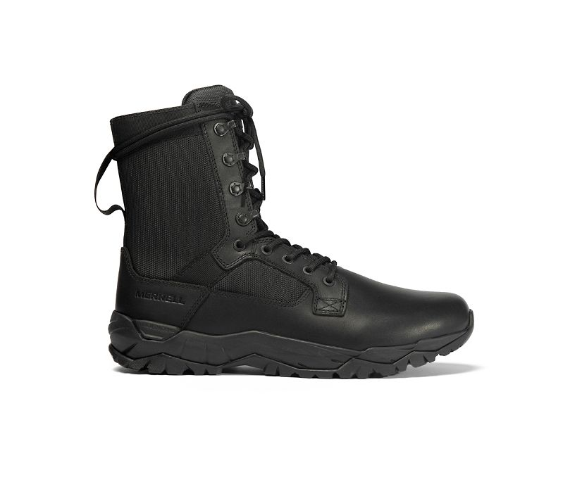 MQC Patrol Zip, Black, dynamic