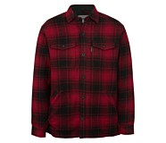 Krause Shirt Jac, Red Plaid, dynamic