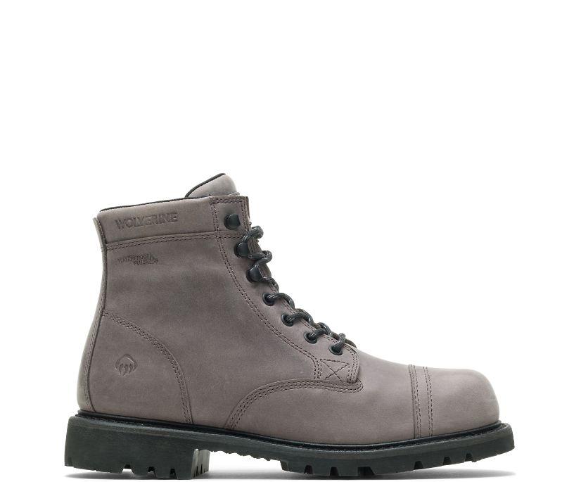 "Journeyman 6"" Boot, Iron Grey, dynamic"