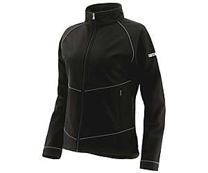 Sara Soft Shell Jacket, Black, dynamic