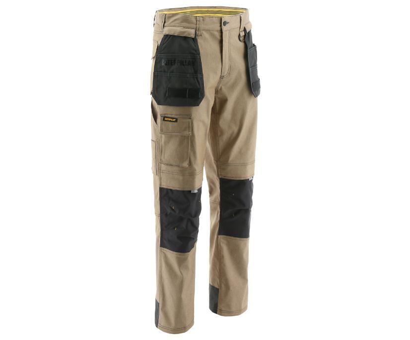 H2O Defender Pant, Dark Sand, dynamic
