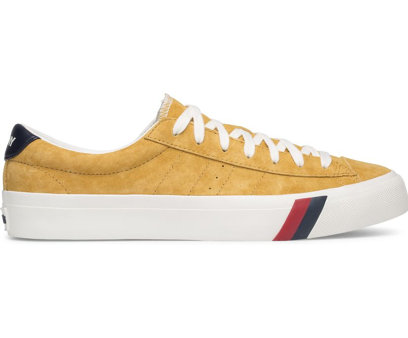 Royal Plus Only NY Suede, Old Gold, dynamic
