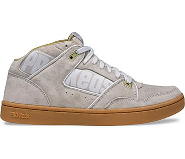Jumpshot Suede, Grey Gum, dynamic
