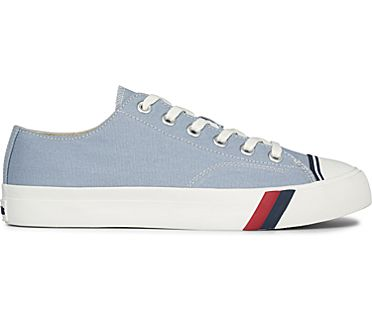 Unisex Royal Lo Canvas, Light Blue, dynamic