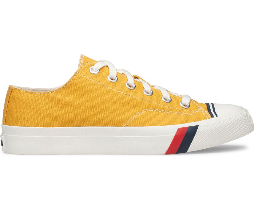 Unisex Royal Lo Canvas, Mineral Yellow, dynamic