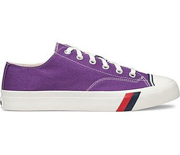 Unisex Royal Lo Canvas, Loganberry Purple, dynamic