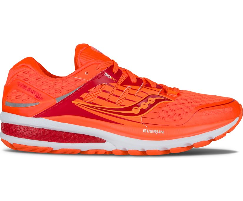 Triumph ISO 2, Outkick Orange, dynamic