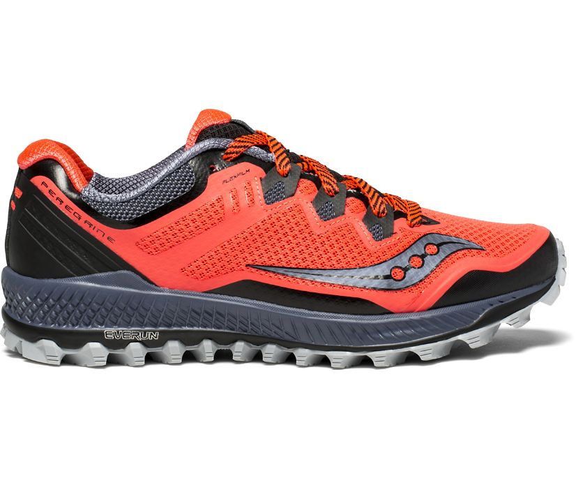 Peregrine 8, ViZiRed | Black | Grey, dynamic