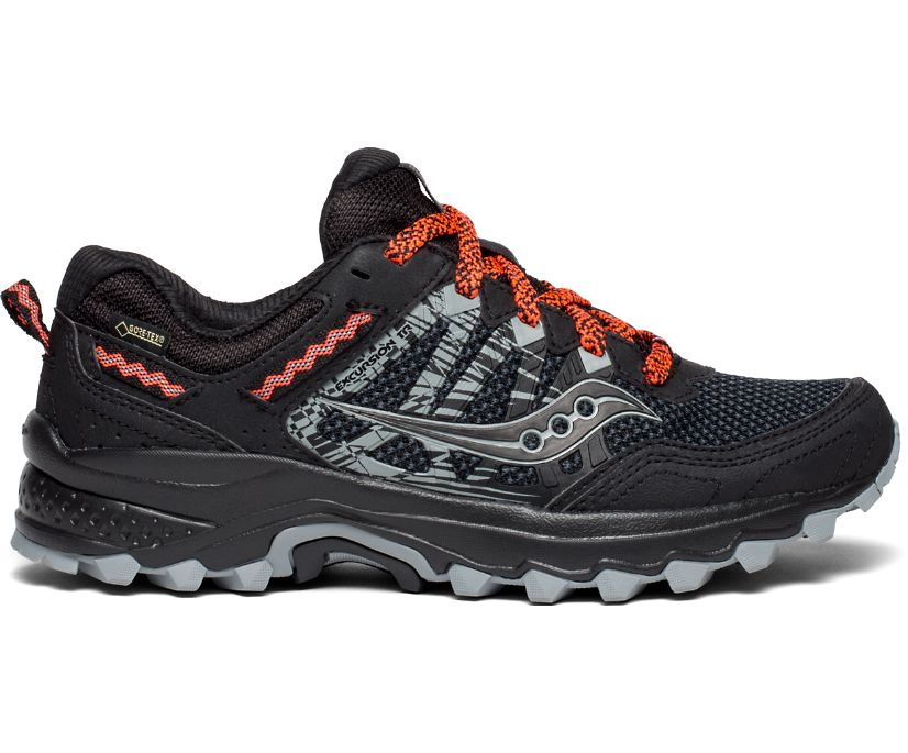 Excursion TR12 GTX, Black, dynamic