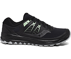 Peregrine ICE+, Black | Green, dynamic