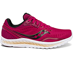 Kinvara 11, Berry | Gold, dynamic