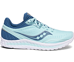 Kinvara 11 Wide, Aqua | Blue, dynamic